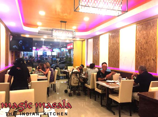 Restaurant Magic Masala